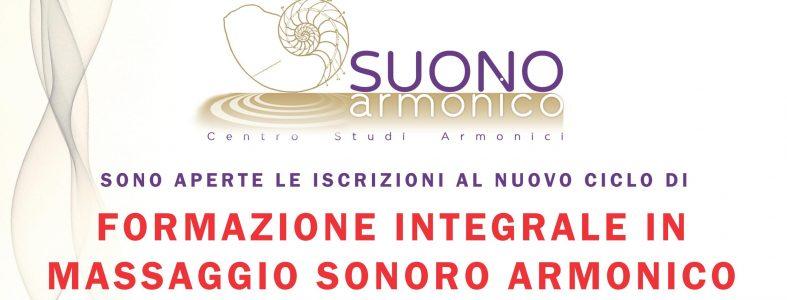 Corso di Formazione in Massaggio Sonoro Armonico