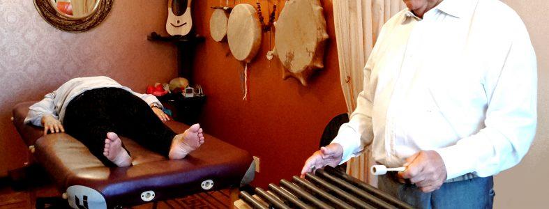 Uso dell'Armonizzatore dei chakras applicato alla tecnica Cranio-Sacrale (CST) e Rilascio Somato-Emozionale (SER) del Dott. John E. Upledger
